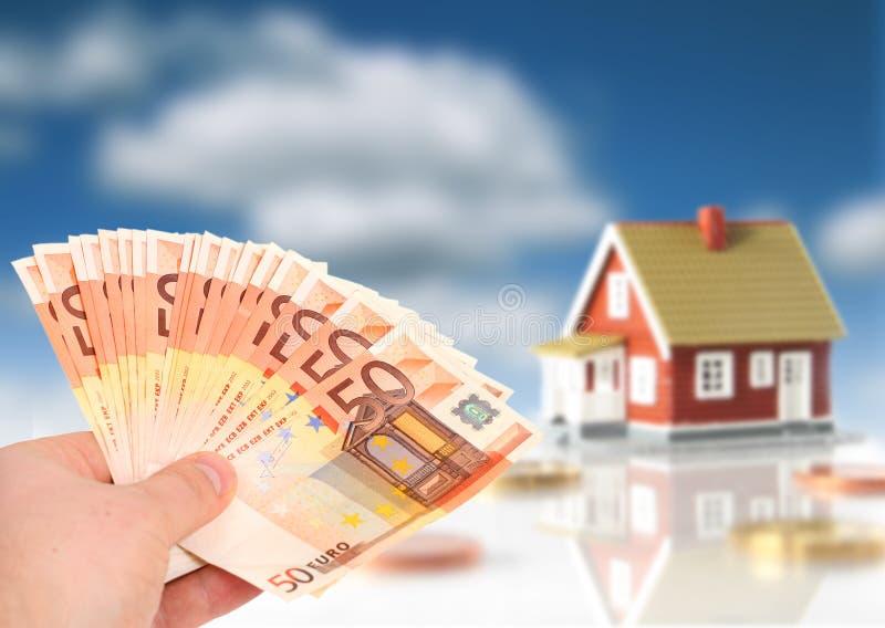 Invierta en propiedades inmobiliarias. fotografía de archivo