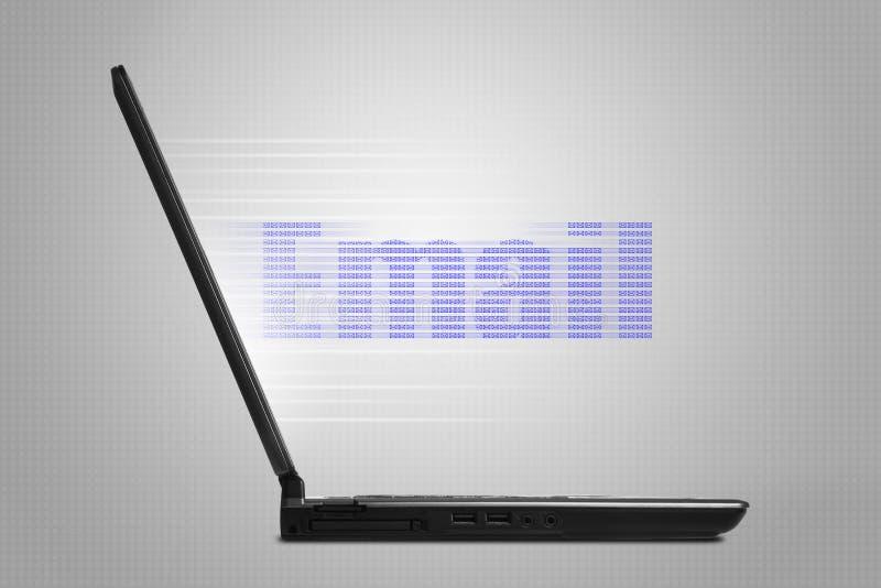 Invio del email fotografie stock