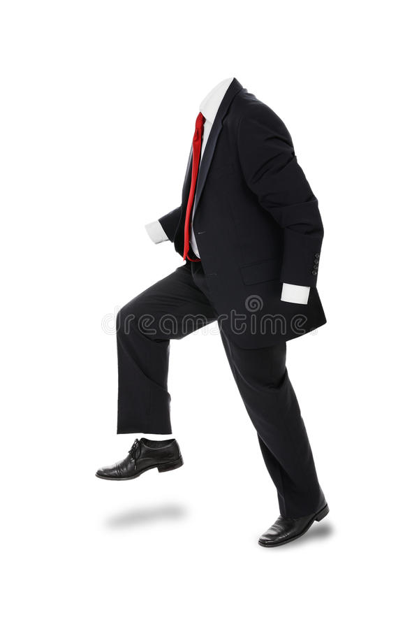 Download Invisible Businessman stock image. Image of clothed, active - 33153047