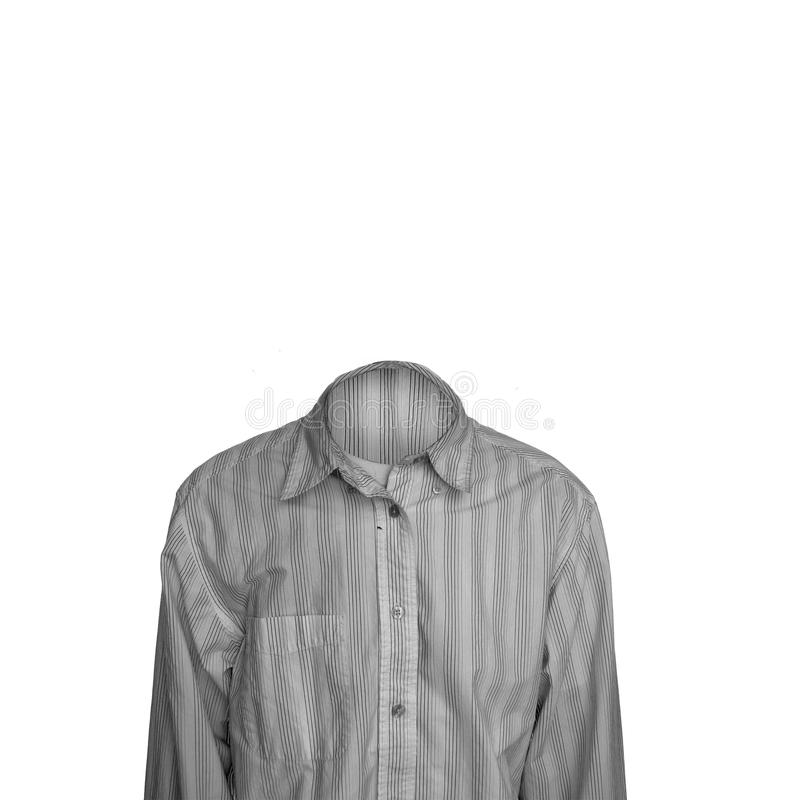Invisible Man stock photography