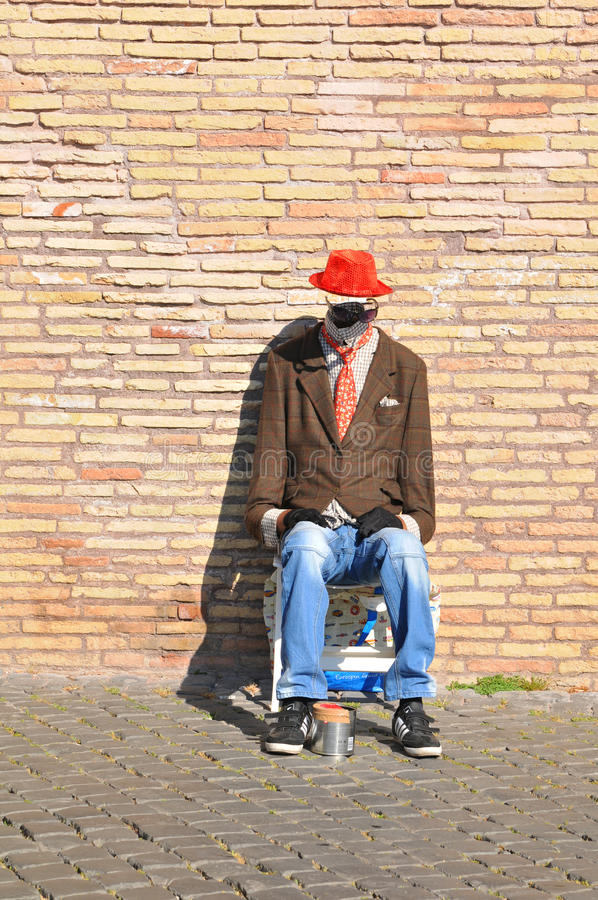 Download Invisible man editorial image. Image of invisible, work - 24229260