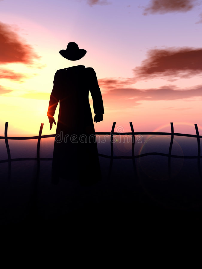 Download The Invisible Man 26 stock illustration. Image of figure - 1418184