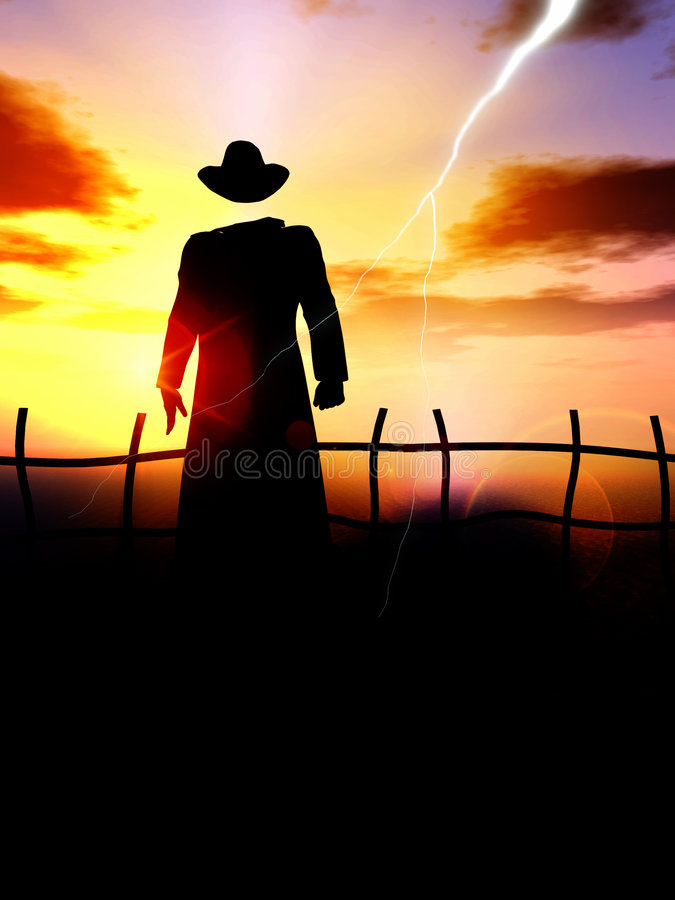 Download The Invisible Man 30 stock illustration. Image of outside - 1418366