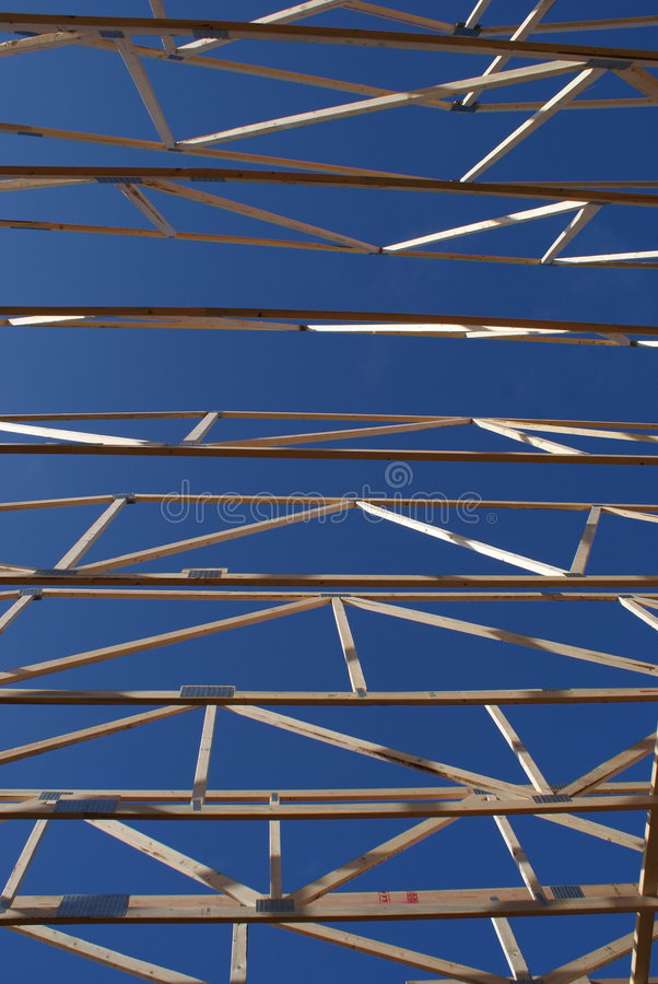 Invisible roof royalty free stock photography