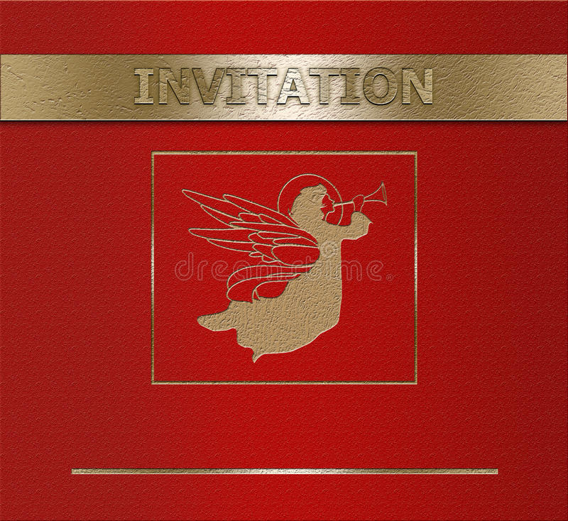 Invitation stock photos