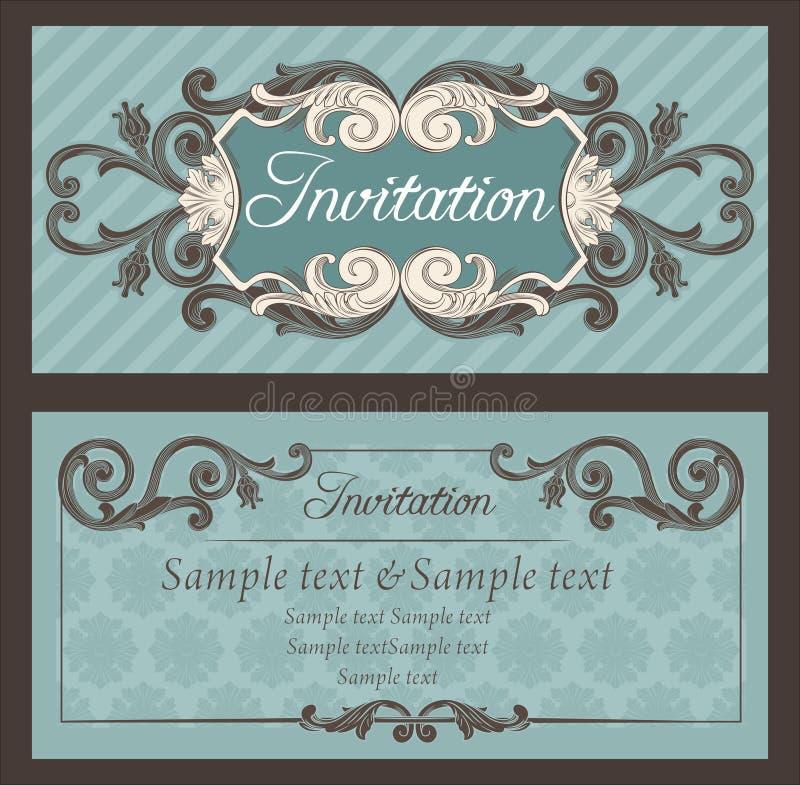 Download Invitation illustration de vecteur. Illustration du invitation - 76075249