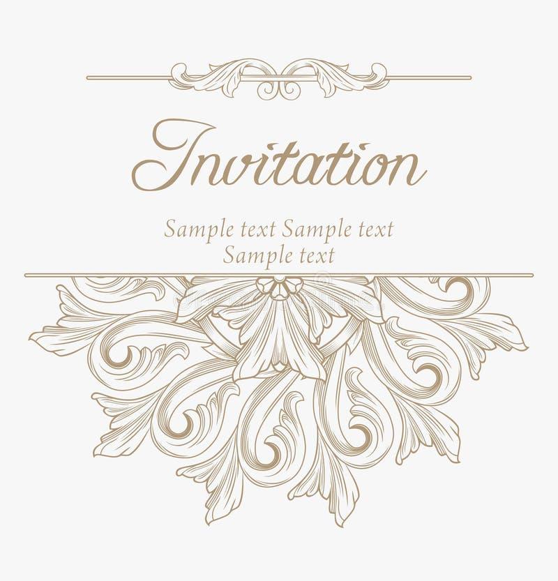 Download Invitation illustration de vecteur. Illustration du anniversaire - 76075252