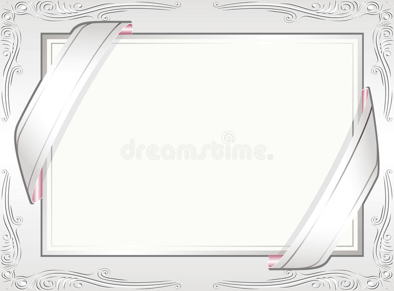 Download Invitation background stock vector. Image of decorative - 25079178