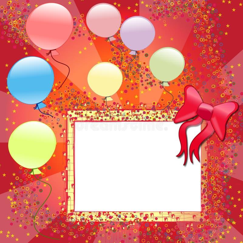 invitation card stock photo