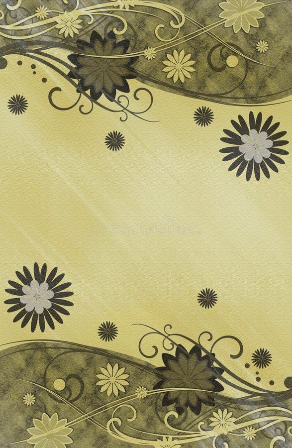 Download Invitation card stock illustration. Image of greeting - 14849088