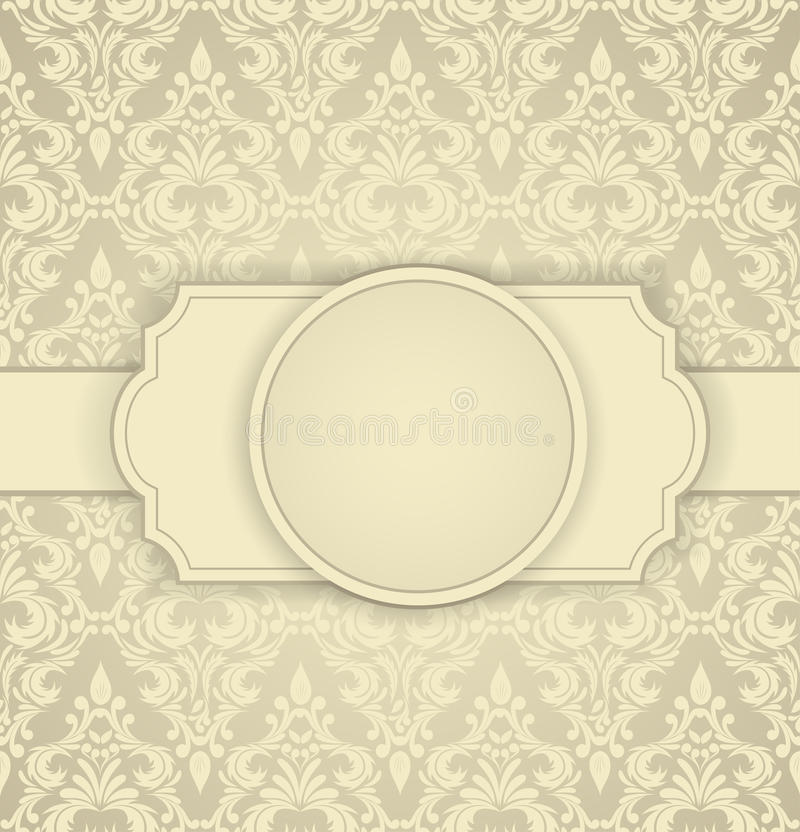 Download Invitation card stock vector. Image of backdrop, hotel - 27141504