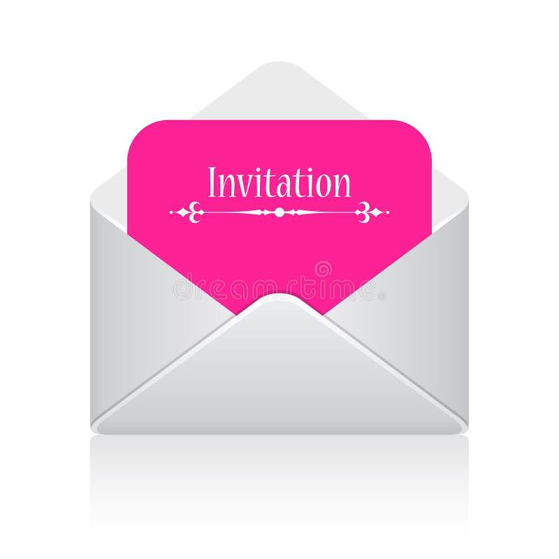Download Invitation card stock vector. Image of clip, invitate - 27825715