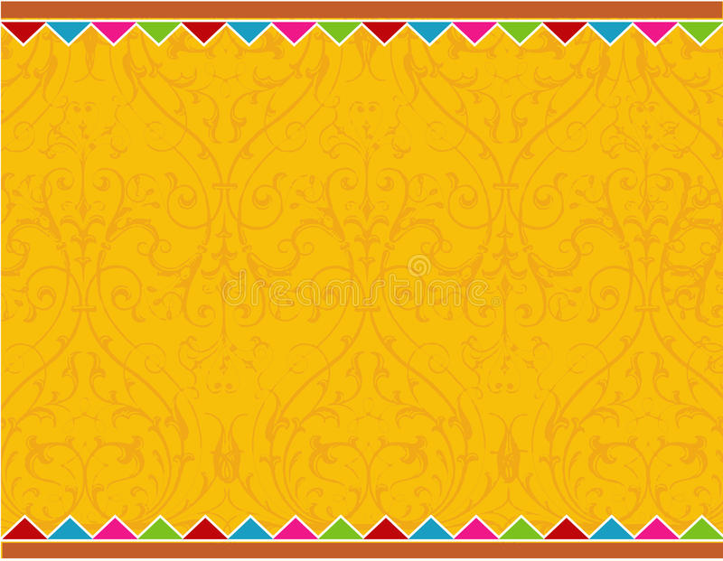 download invitationcard background stock vector illustration of ornamental 12542472