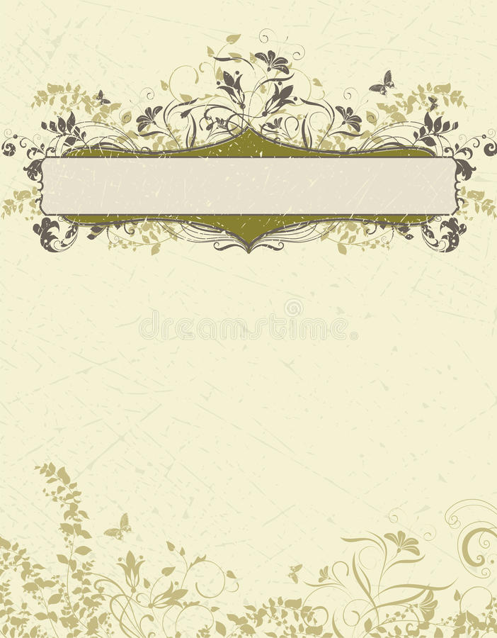 Invitation card template stock vector Illustration of invitation