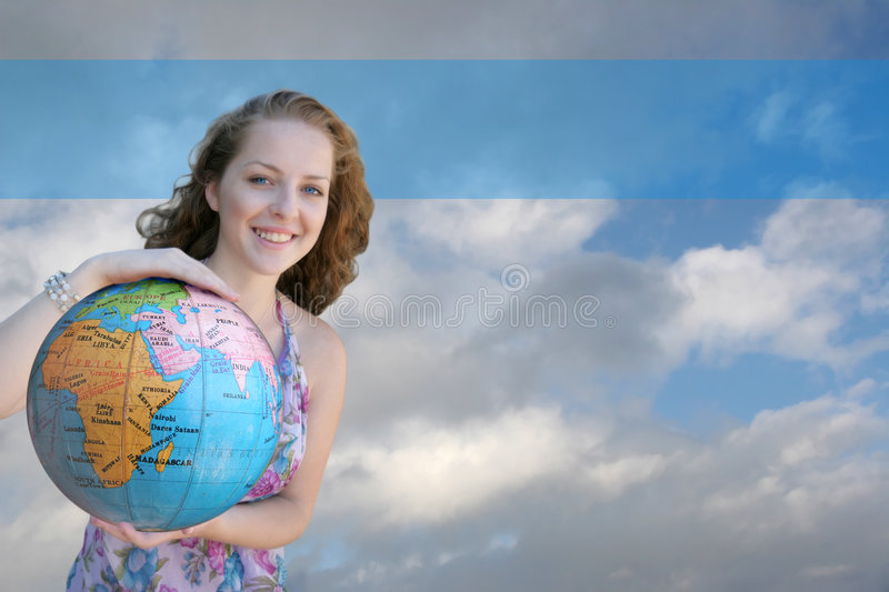 The invitation in travel stock photography