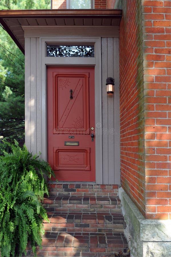 Inviting Door