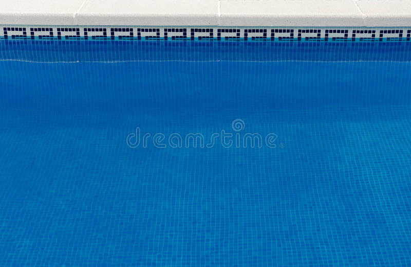 Download Inviting pool water stock photo. Image of luxury, blue - 20191434