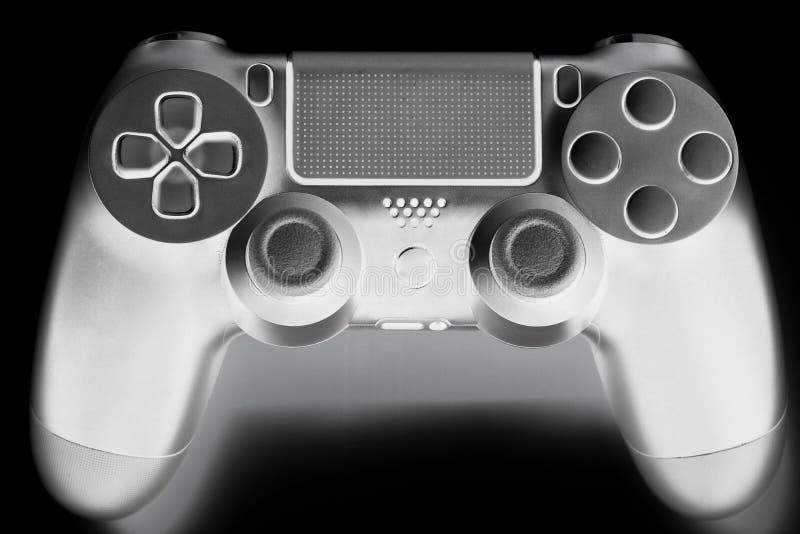 Inwertowany kolor DualShock Bezprzewodowy kontroler dla PlayStation 4, wideo gry kontroler analogowy, popularny ręczny joystick n zdjęcia royalty free