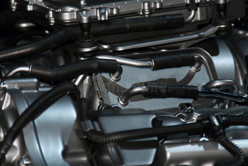 Inyectores de carburante imagen de archivo