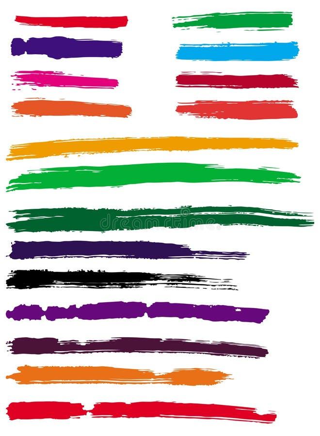 Inzameling vector illustratie