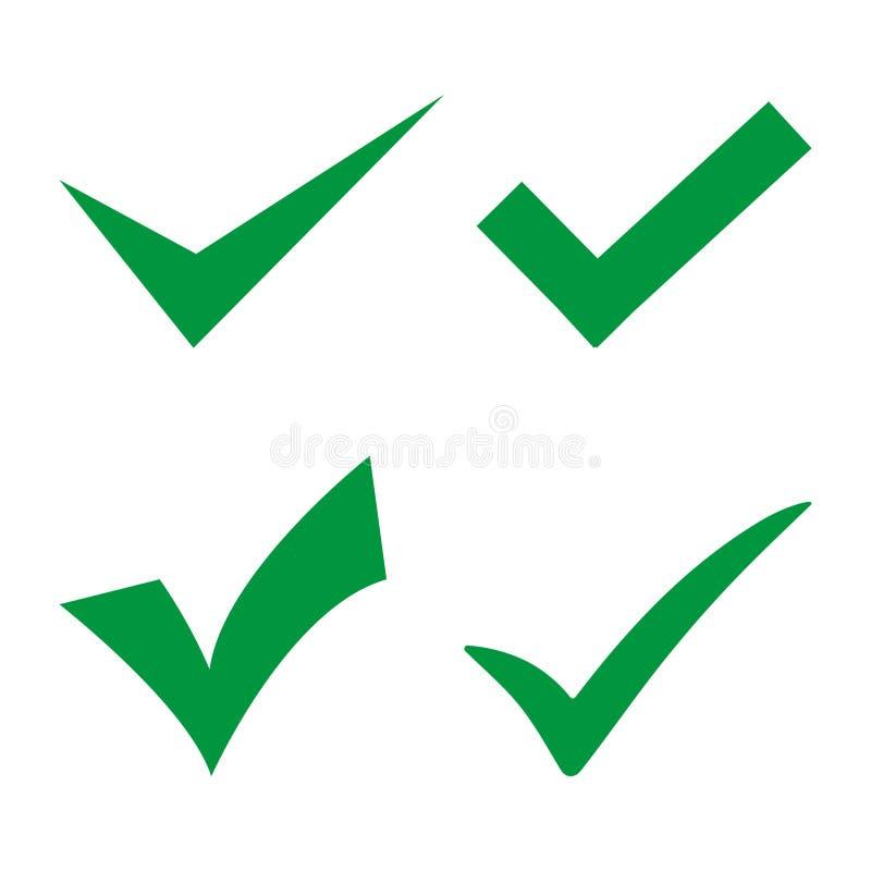 Symbol grüner haken Grüner haken