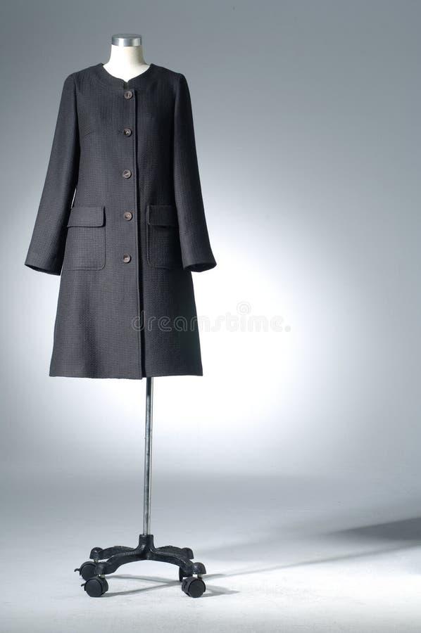 Inzameling van kleding stock fotografie