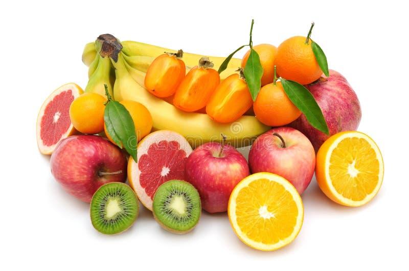 Inzamelingsfruit royalty-vrije stock fotografie