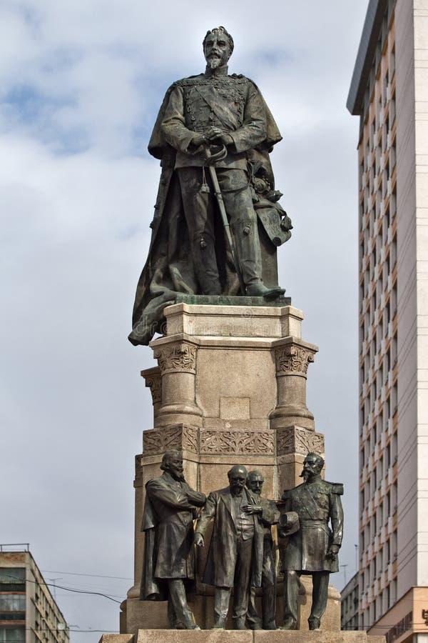 ioan staty för alexandrucuza royaltyfri fotografi