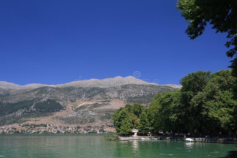 Ioannina Grèce images libres de droits