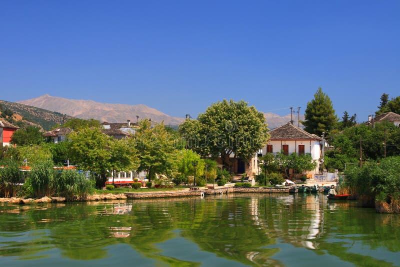Ioannina Greece imagens de stock