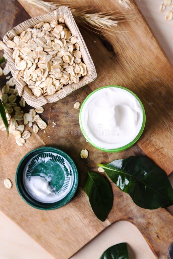 Iogurte delicioso imagens de stock