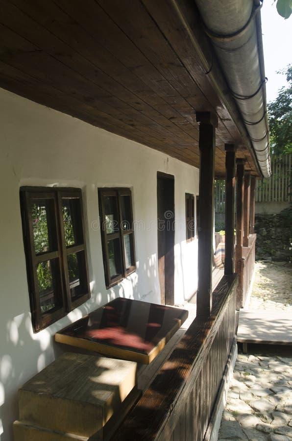Ion Creanga Memorial House, Iasi fotos de archivo