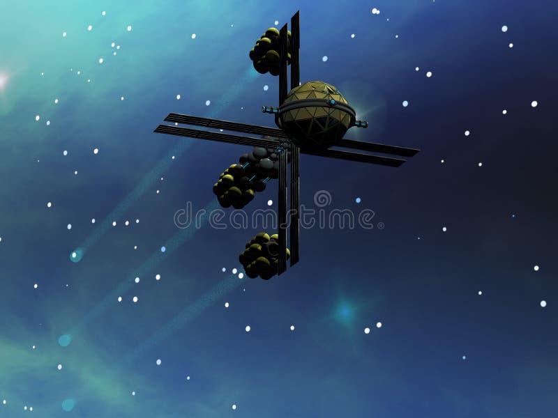 Ion Starcraft illustration de vecteur
