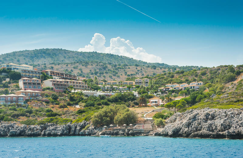 Ionian Islands Kefalonia stock photo