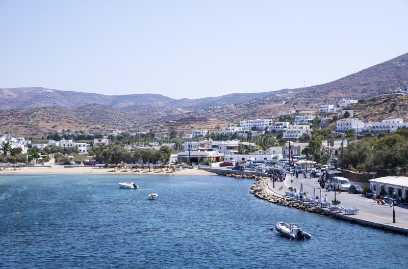 Ios eiland Griekenland royalty-vrije stock fotografie