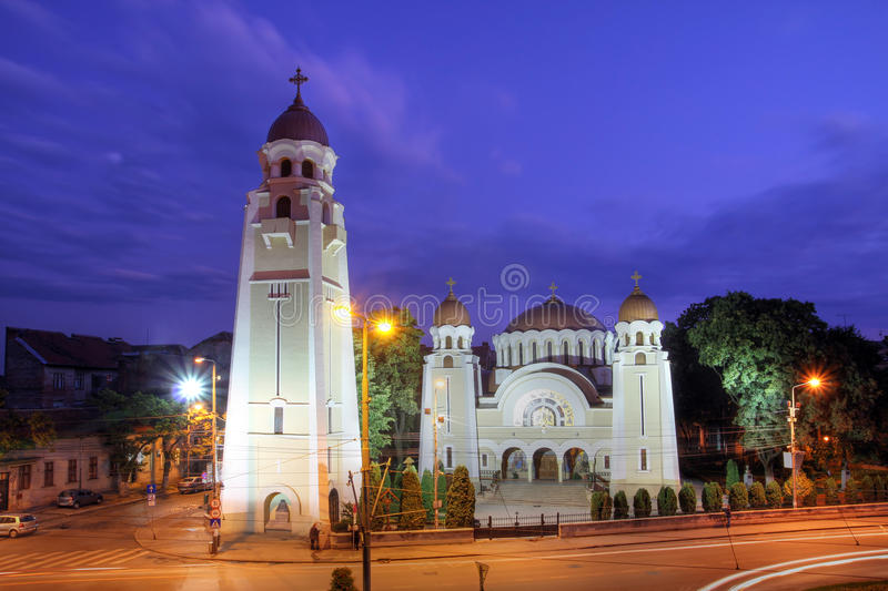 Download Iosefin Orthodox Church, Timisoara, Romania Royalty Free Stock Images - Image: 21918569