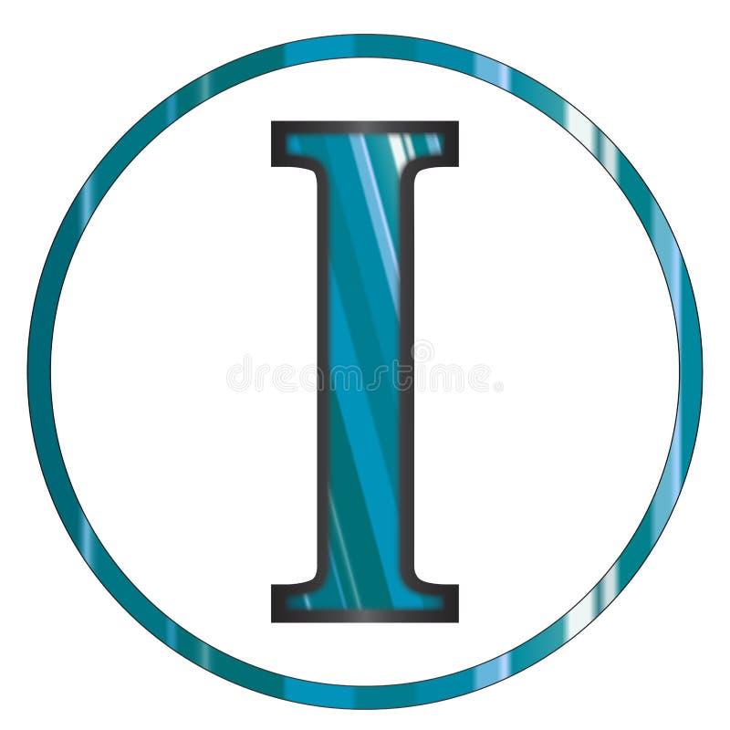 Iota Greek Letter Stock Vector Illustration Of Letter 117492569