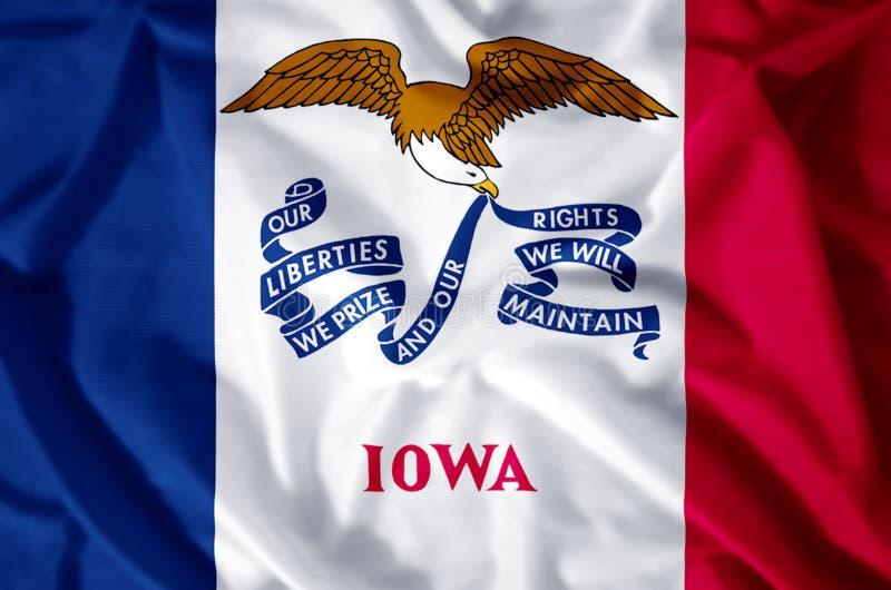 Iowa ελεύθερη απεικόνιση δικαιώματος