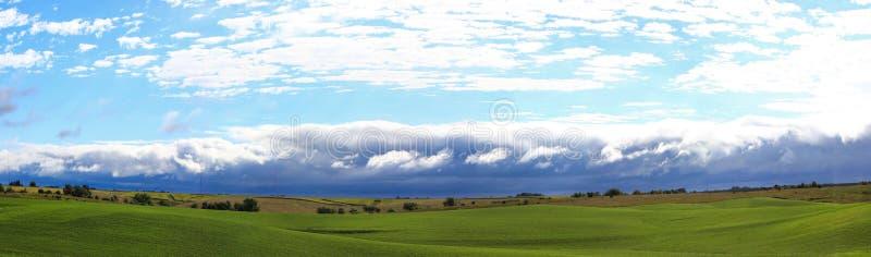 Iowa krajobraz obraz stock