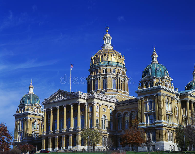 Download Iowa State Capitol Building Stock Images - Image: 23151824