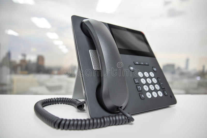 IP Phone royalty free stock photo