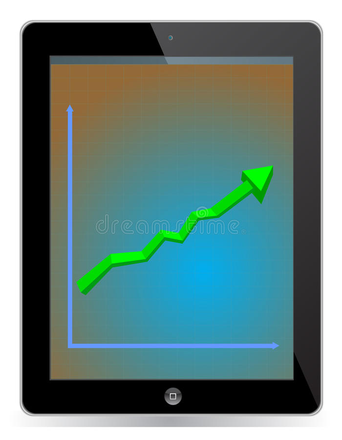 Download Ipad 2 editorial photography. Illustration of gadget - 20326322