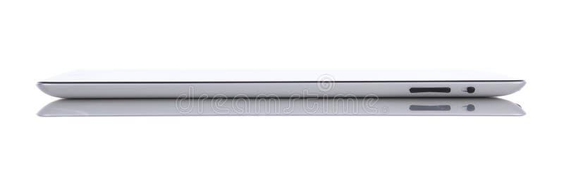 iPad 2 Wi-Fi de Apple vista lateral 64Gb + 3G imagen de archivo