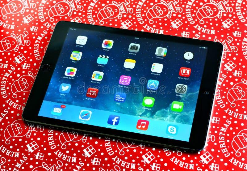 iPad Air royalty free stock images