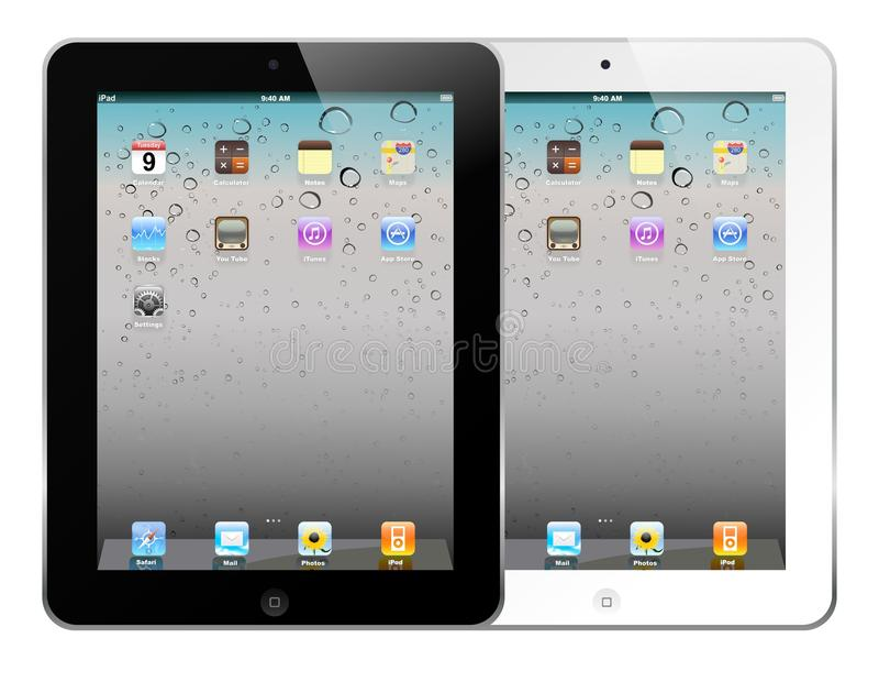 iPad bianco e nero 2