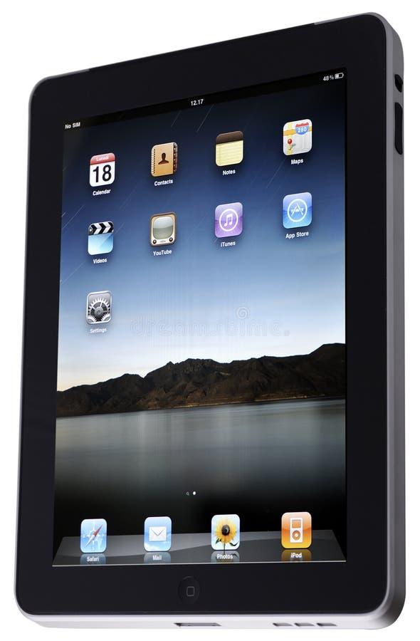 iPad de Apple fotos de stock royalty free