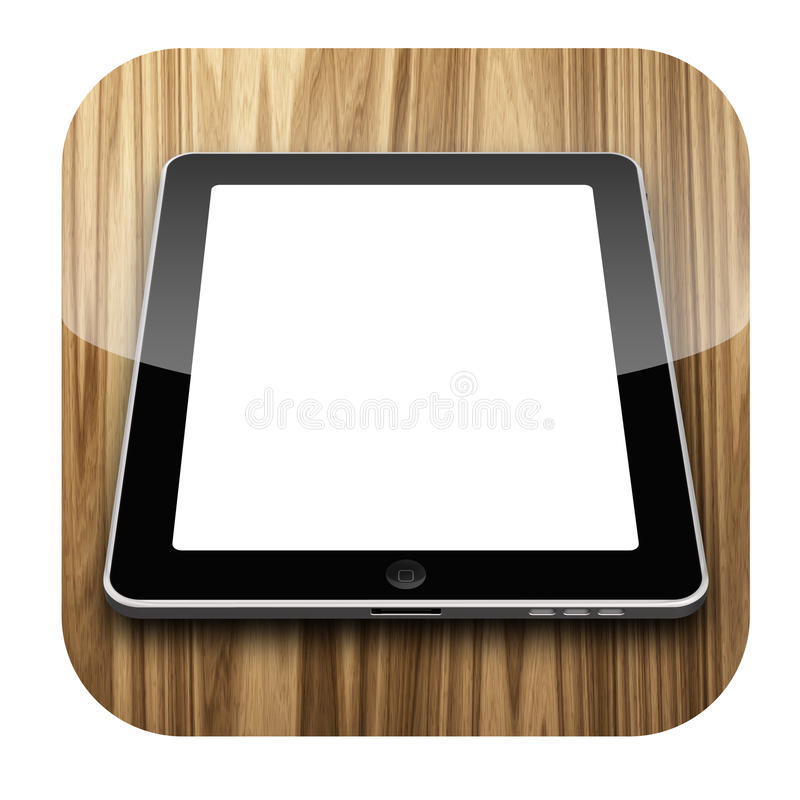 Download IPad Icon editorial photography. Illustration of icon - 17999017