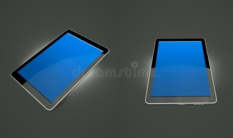 Ipad tablet royalty free illustration
