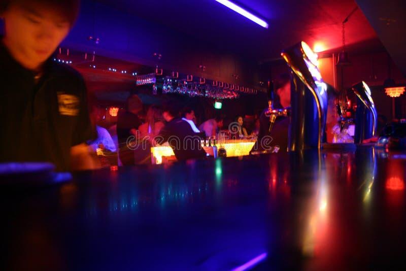 Ipanema Nightclub, Singapore stock photo