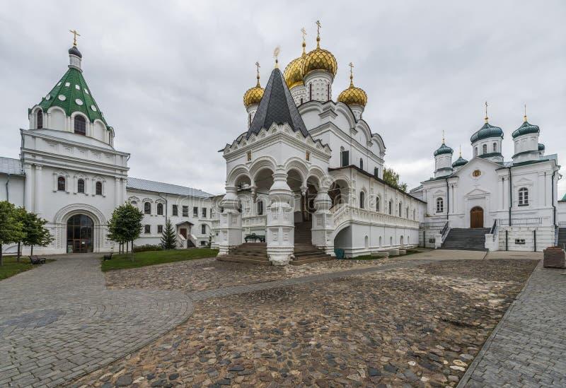 Ipatiev för helig Treenighet kloster royaltyfria foton